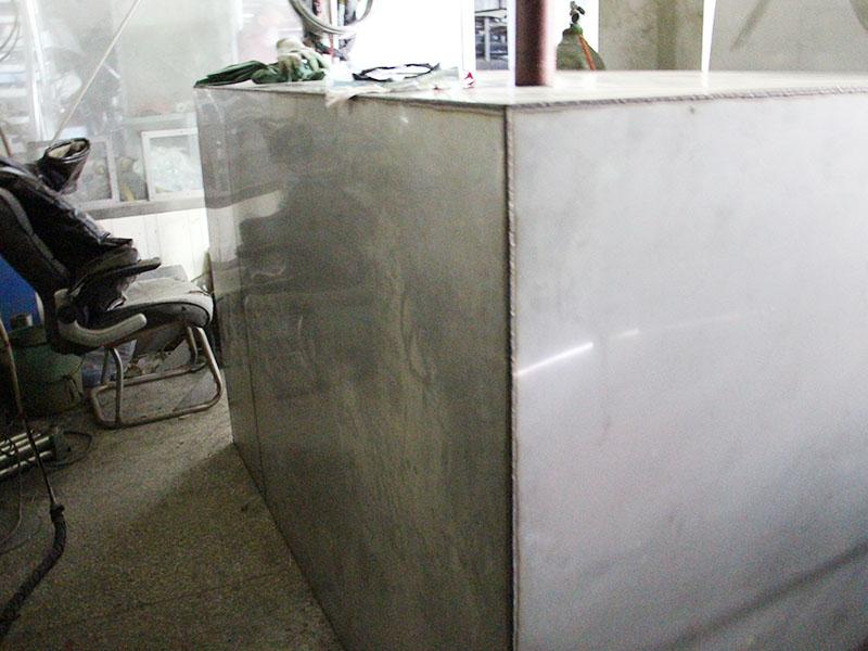 不锈钢工程安装案例