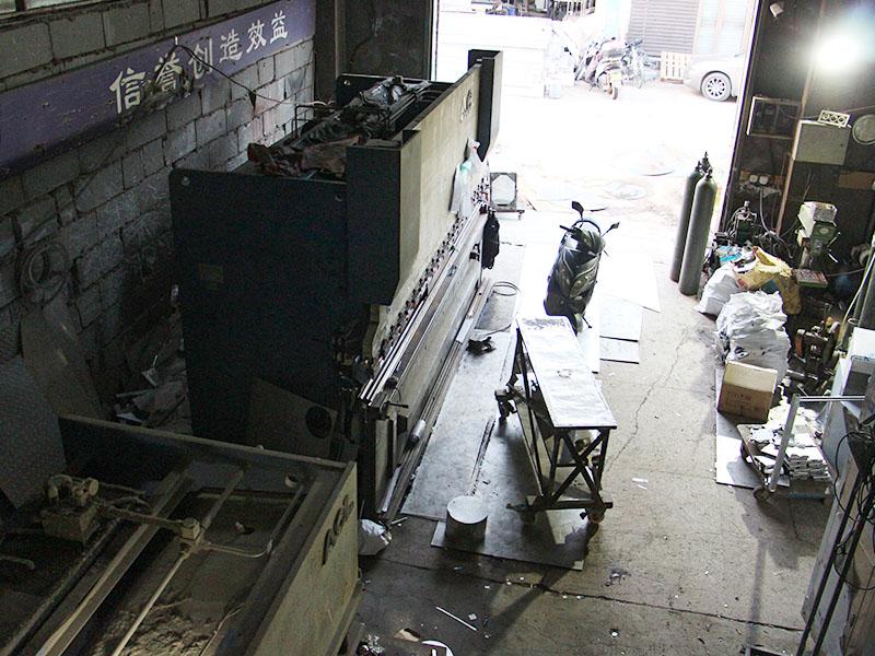 不锈钢厂家工程案例