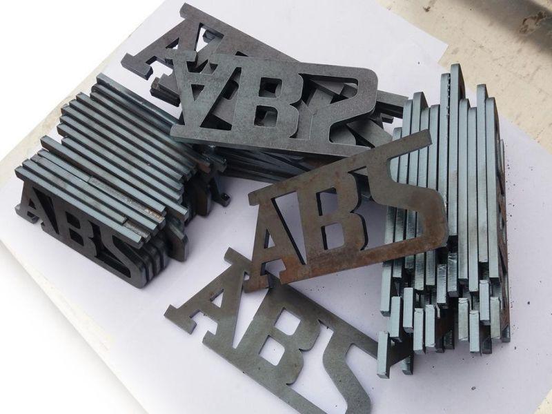 激光切割加工不锈钢成品