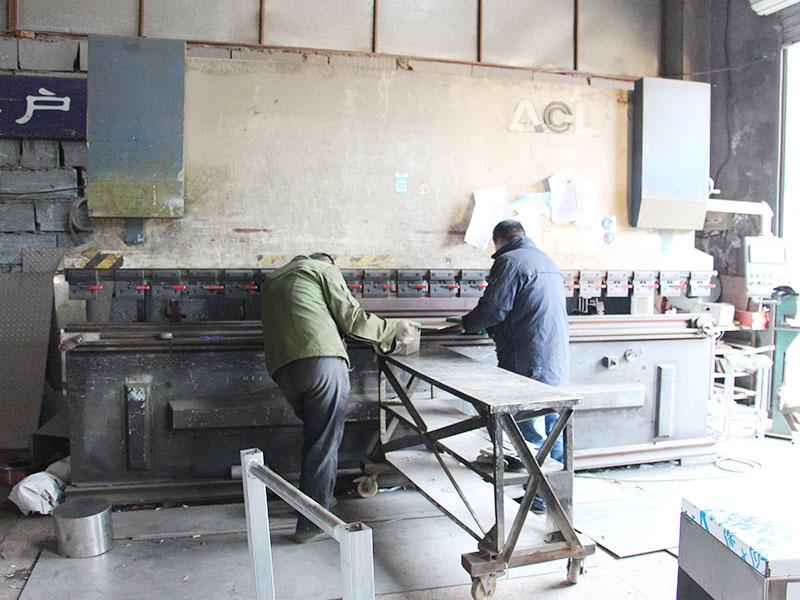 不锈钢工程案例